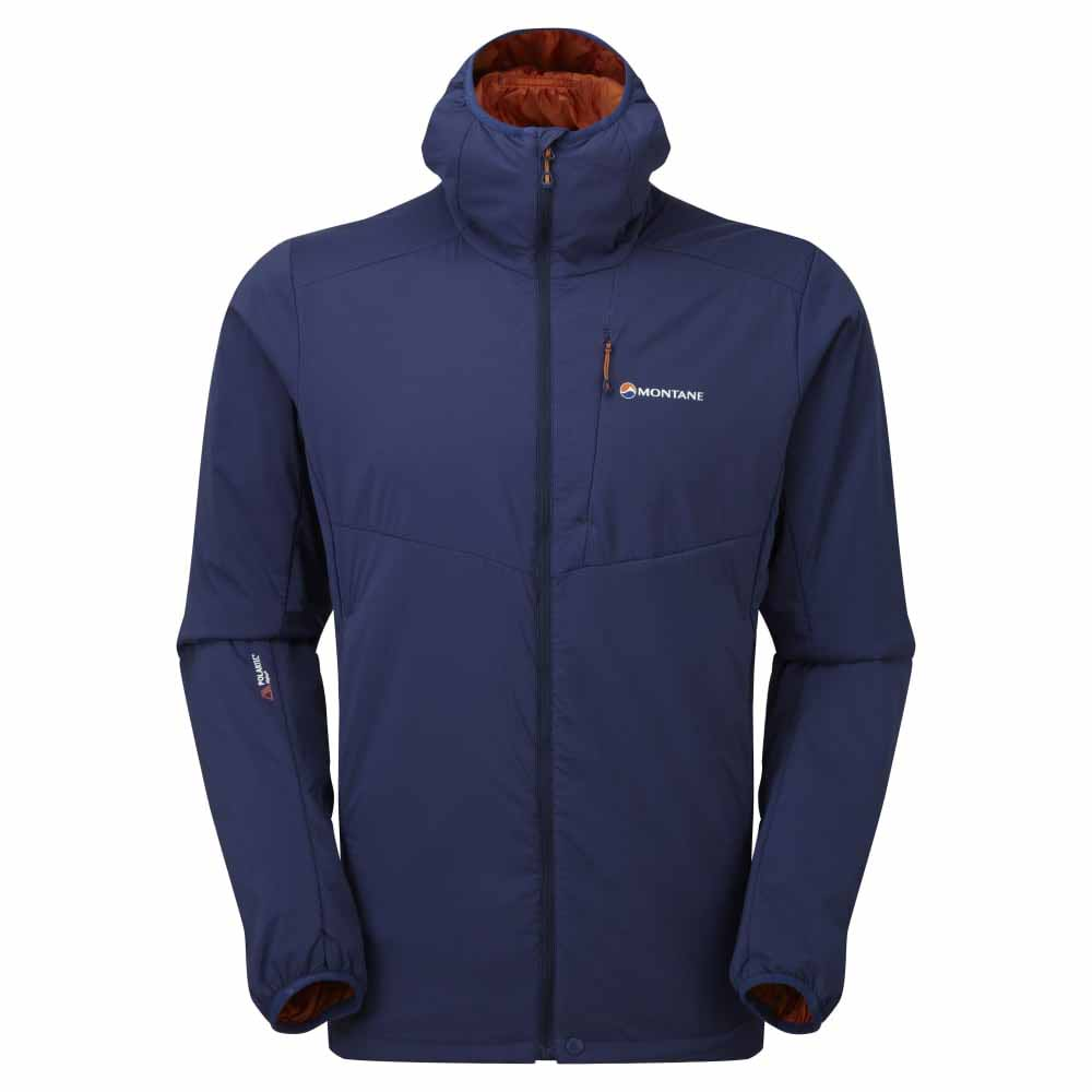 Montane Halogen Alpha Blu , Giacche Montane , Uomo montagna , Abbigliamento Uomo , ccbe65