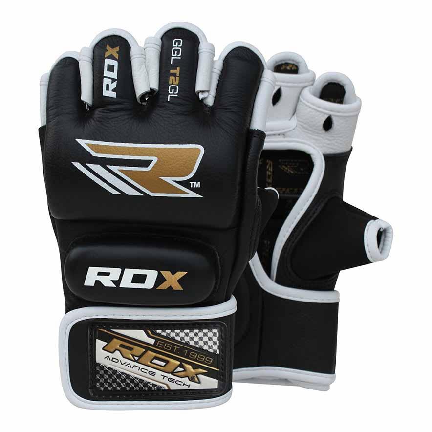 Rdx Sports Grappling Glove Nail Model S Black