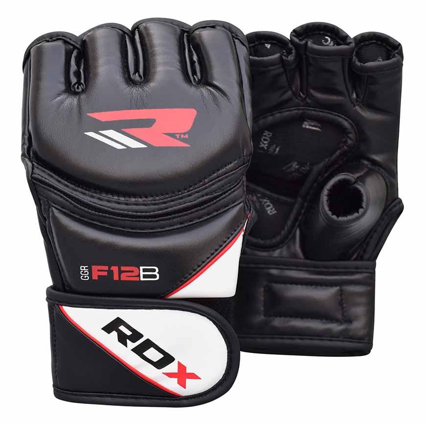 Rdx Sports Grappling Glove New Model Ggrf L Black