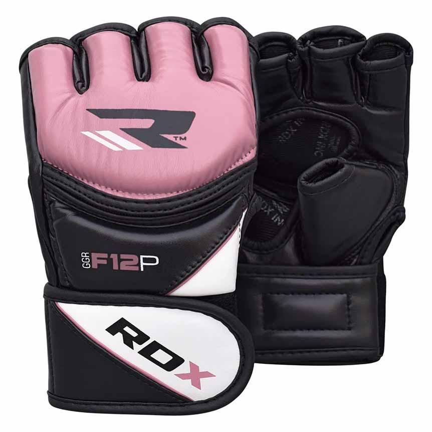 Rdx Sports Grappling Glove New Model Ggrf L Pink