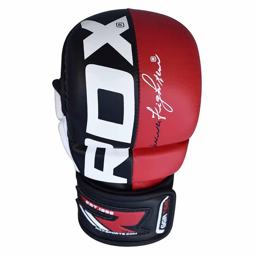 Rdx Sports Gants Combat Grappling Rex T6 XL Red
