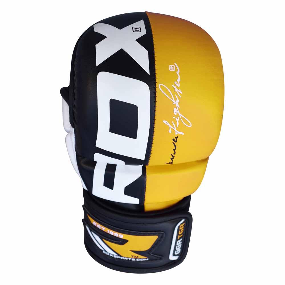 Rdx Sports Grappling Glove Rex T6 L Yellow