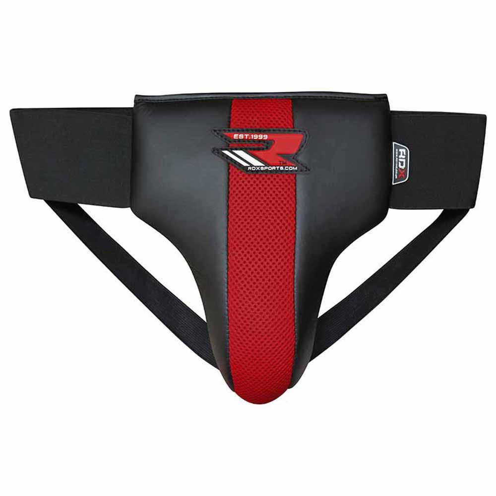 Rdx Sports Groin Guard Mesh L Red