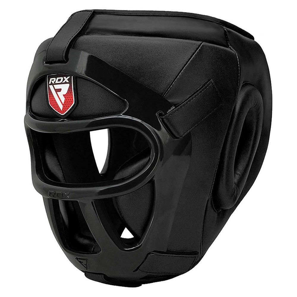 Rdx Sports Head Guard Hgx T1 Grill Regular L Black