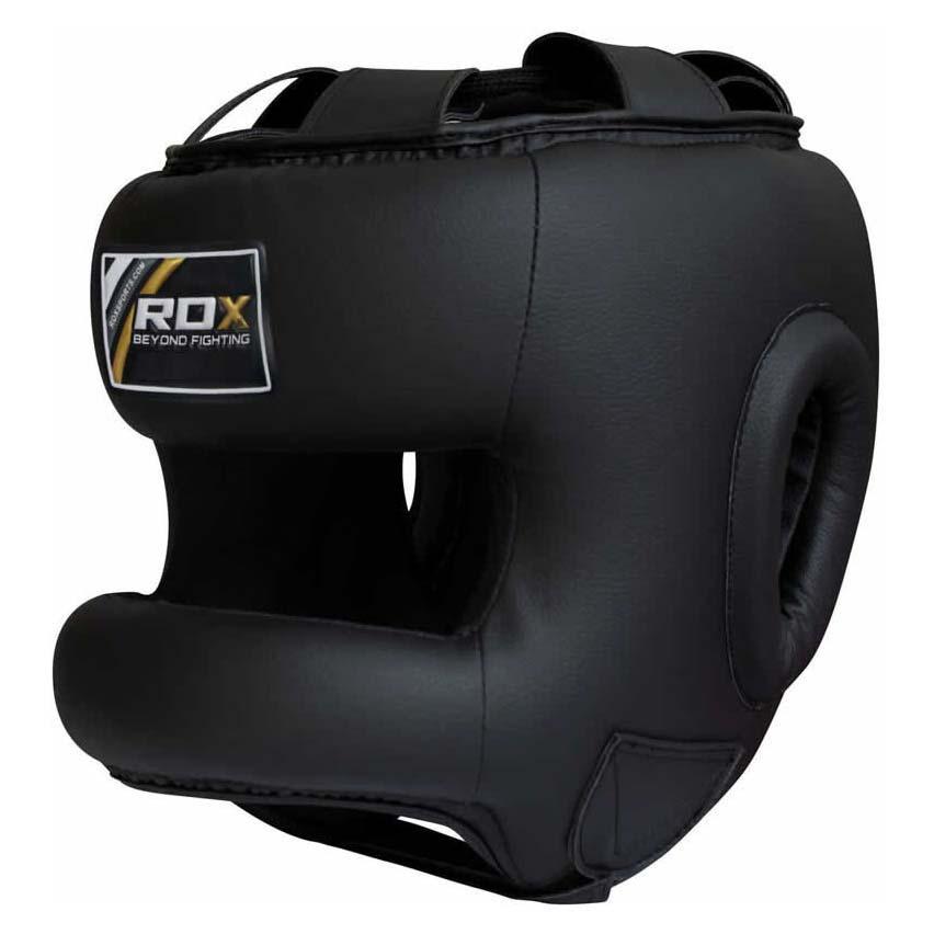 Rdx Sports Head Guard Hgr T2 Bar L Black