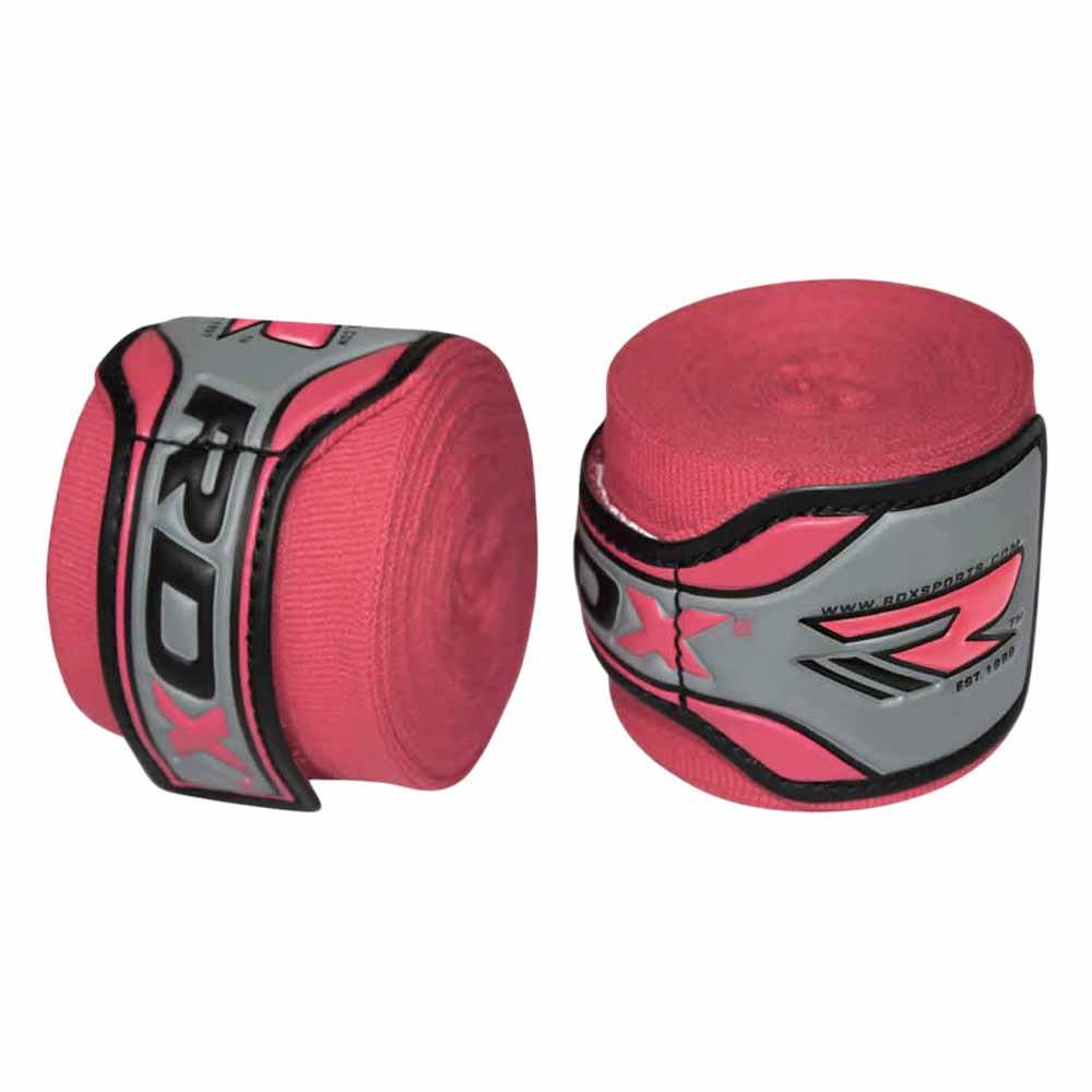 Rdx Sports Hand Wraps One Size Pink