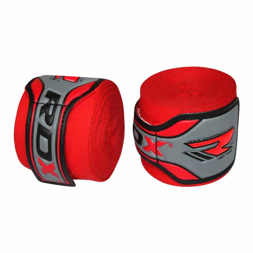Rdx Sports Hand Wraps One Size Red