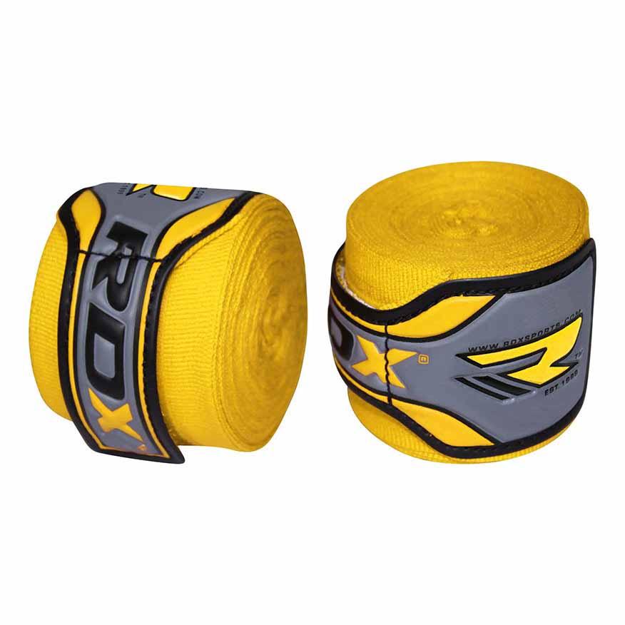 Rdx Sports Hand Wraps One Size Yellow