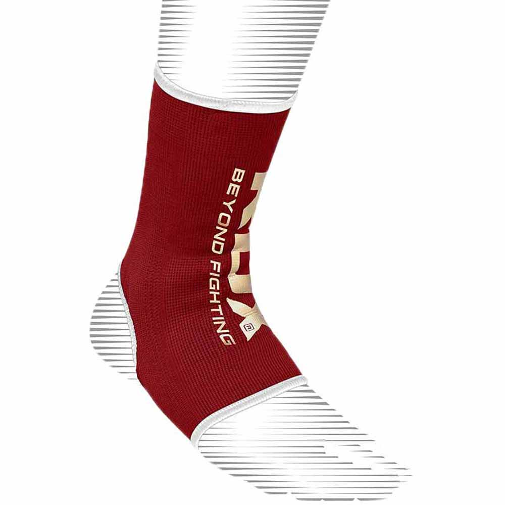 Rdx Sports Hosiery Anklet L Red