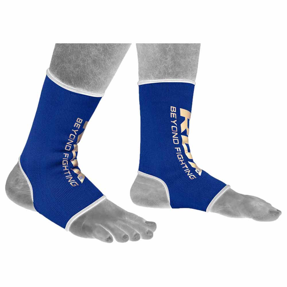 Rdx Sports Hosiery Anklet M Blue