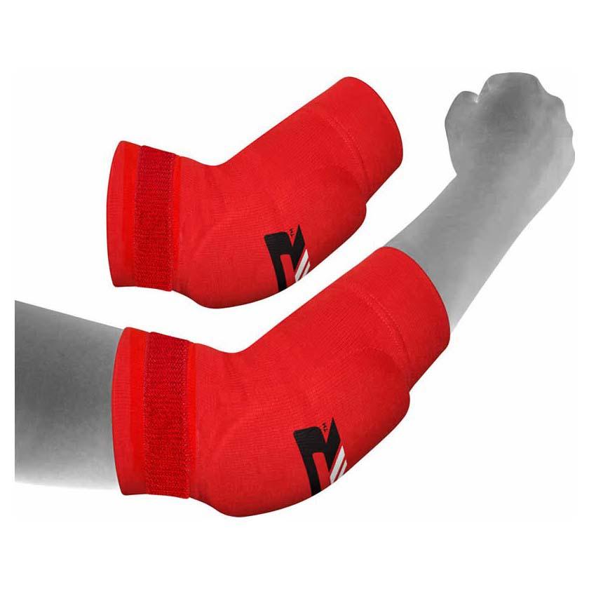Rdx Sports Hosiery Elbow Foam L Red