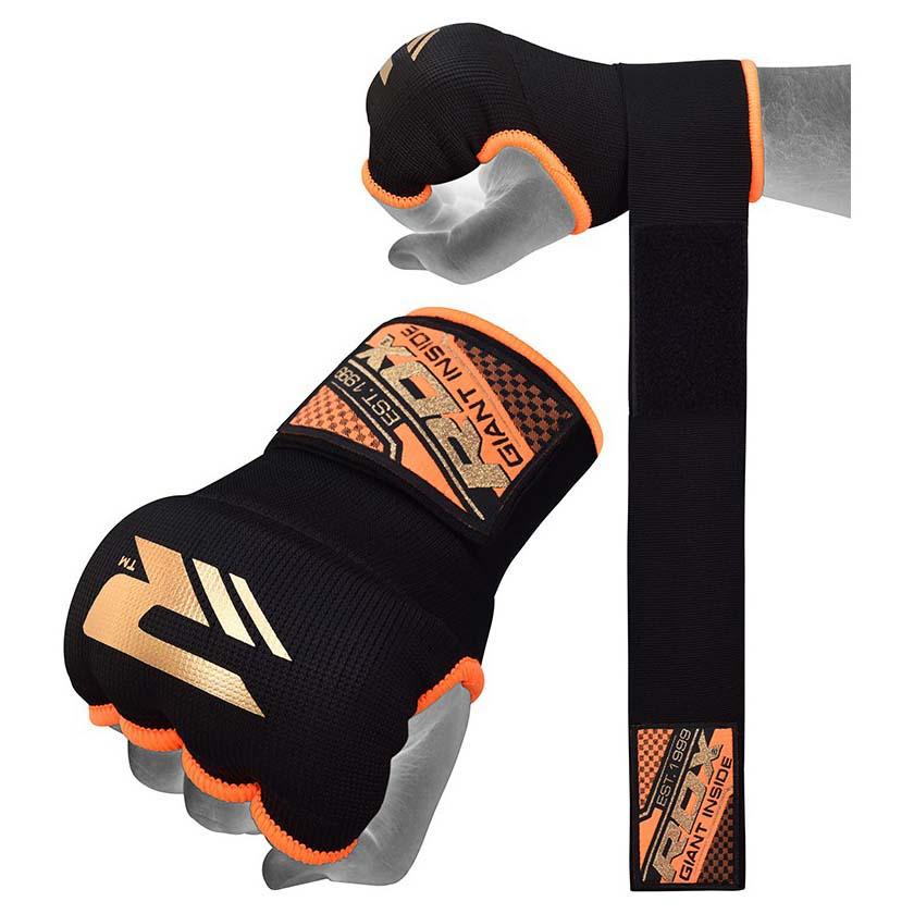 Rdx Sports Hosiery Inner Strap L Orange