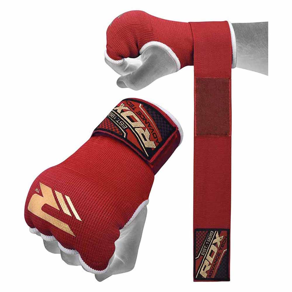 Rdx Sports Hosiery Inner Strap L Red