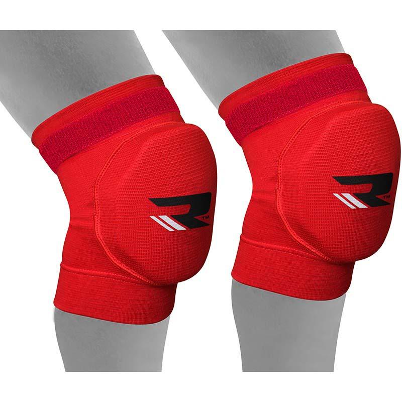Rdx Sports Hosiery Knee Foam L Red