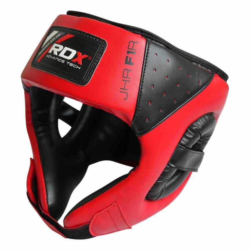 Rdx Sports Head Guard New Jhr F1r One Size Red