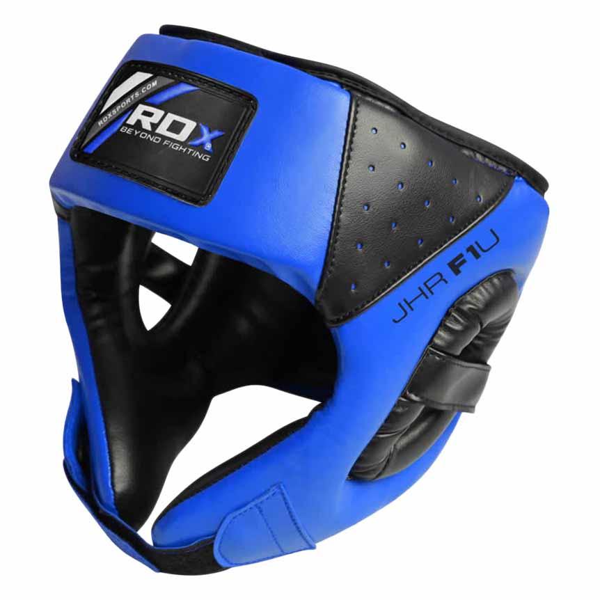Rdx Sports Head Guard New Jhr F1u One Size Red