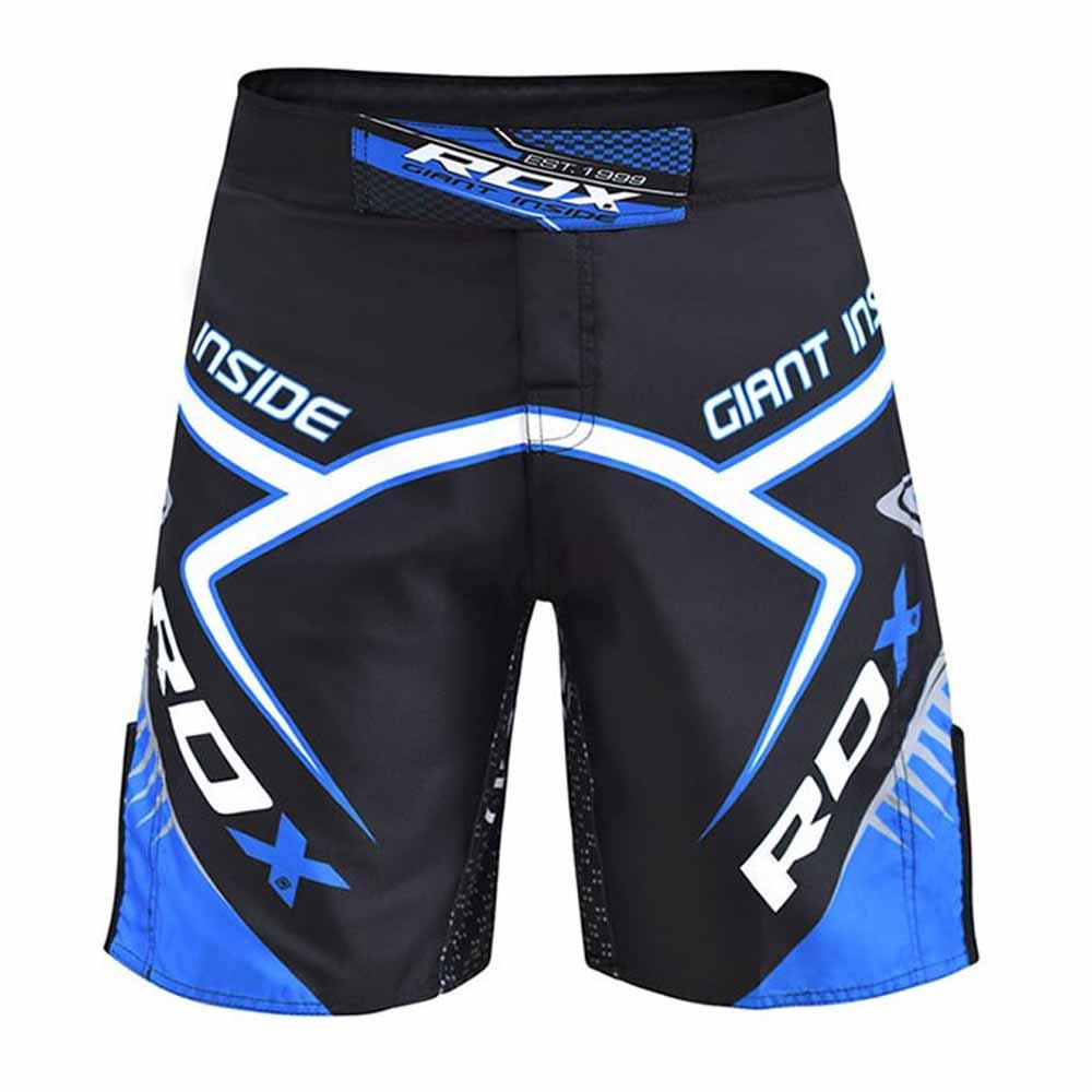 Rdx Sports Short Mma R7 L Blue