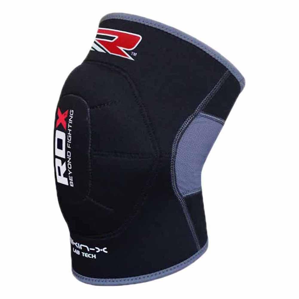 Rdx Sports Neoprene Knee Foam L-XL Foam Gray / Black