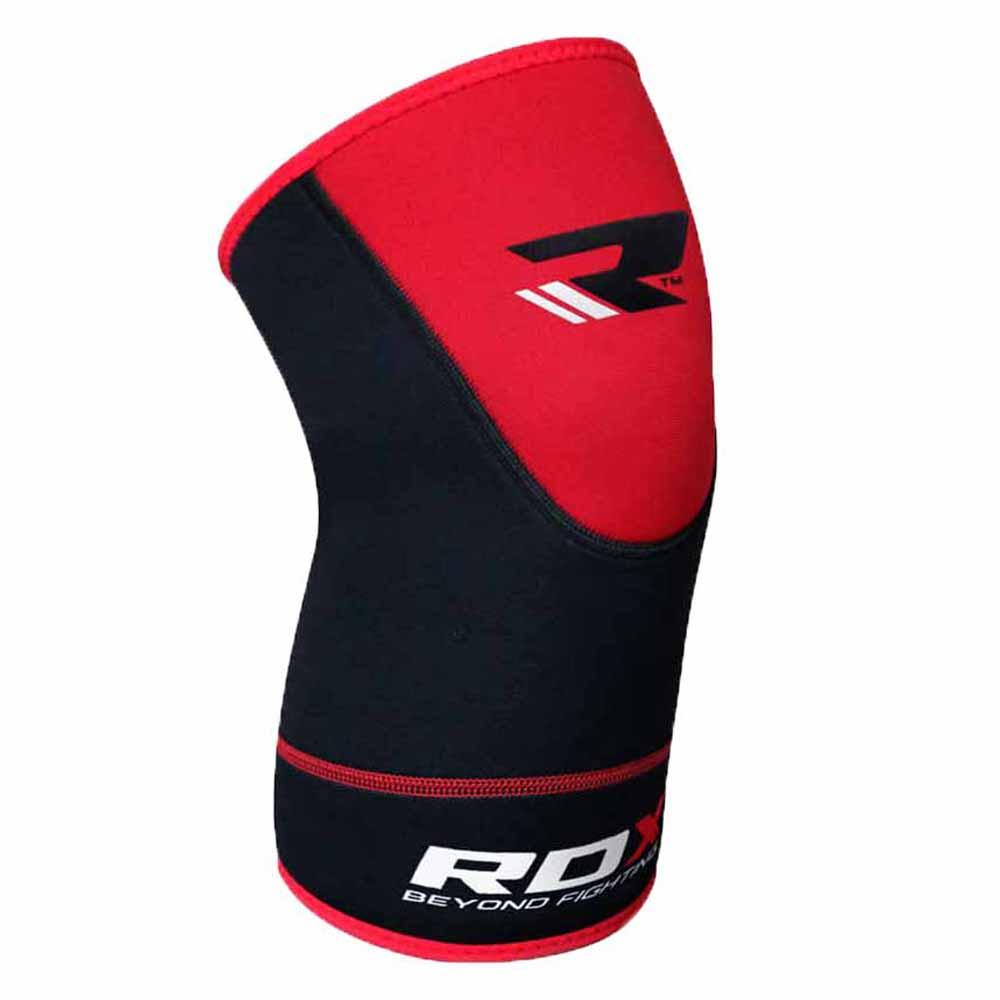 Rdx Sports Neoprene Knee New L-XL Red