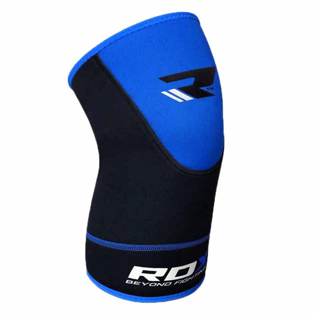 Rdx Sports Neoprene Knee New 1 Unit L-XL Blue