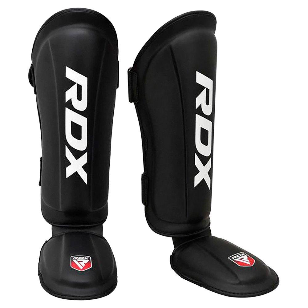 Rdx Sports Shin Instep Molded King L Black