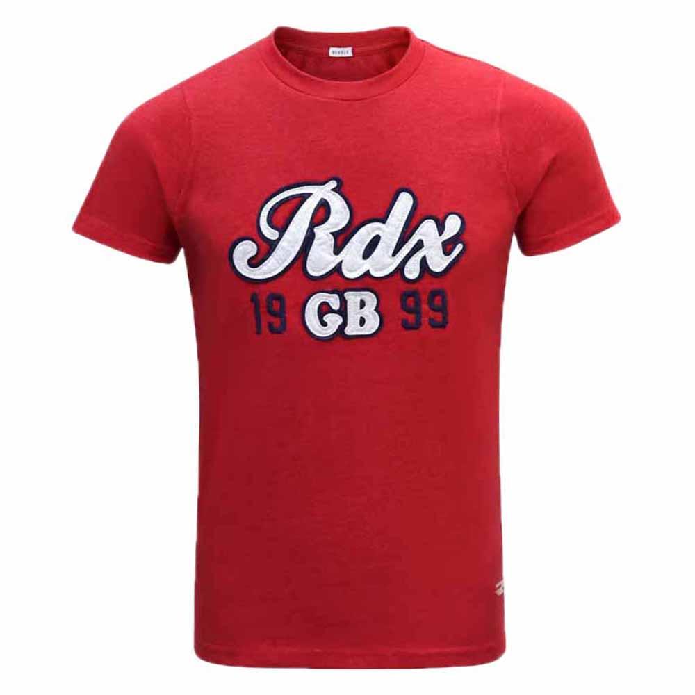 Rdx Sports Clothing Tshirt R9 S Red