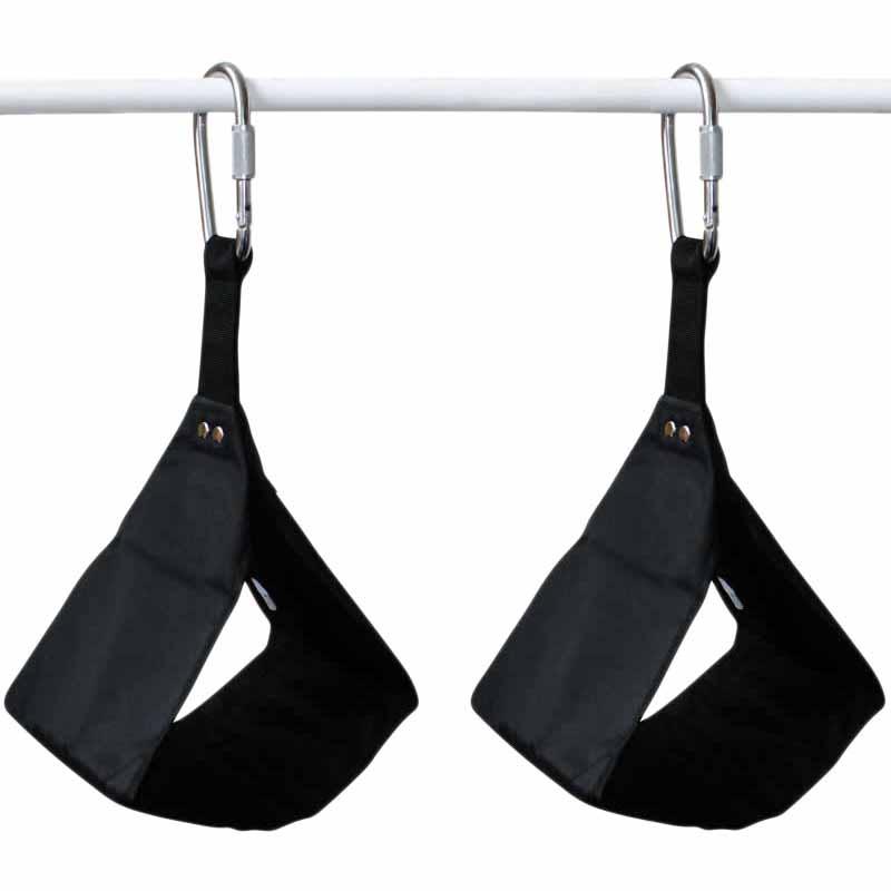 Rdx Sports Gym Abs Strap New One Size Black