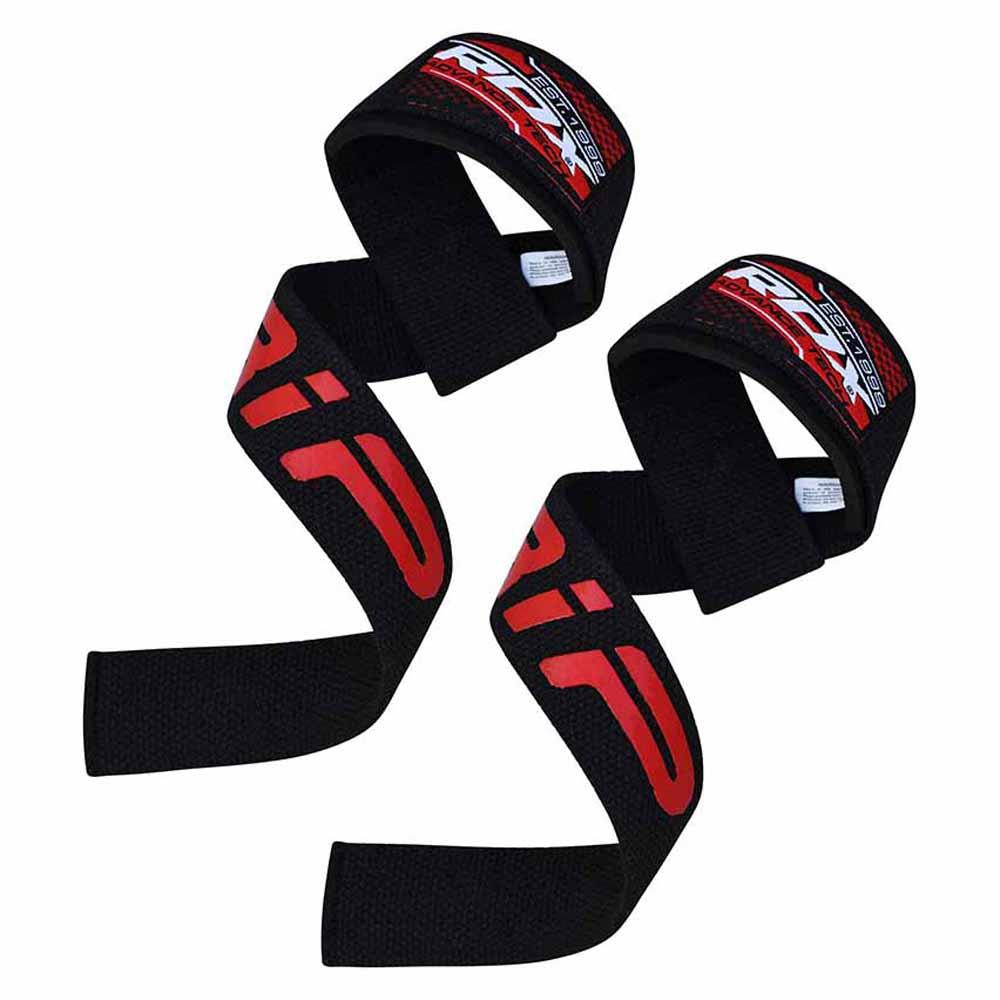 Rdx Sports Gym Strap Gel New One Size Black