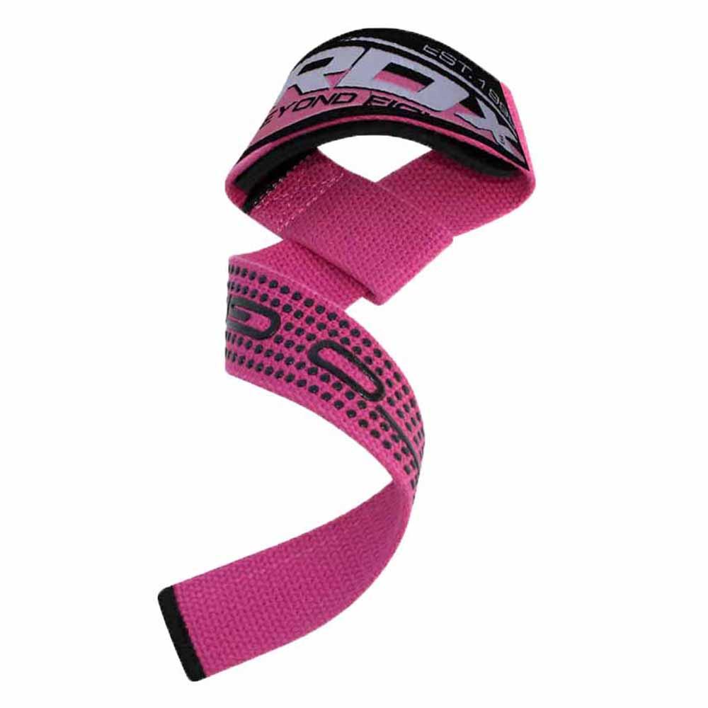 Rdx Sports Gym Strap Gel One Size Pink