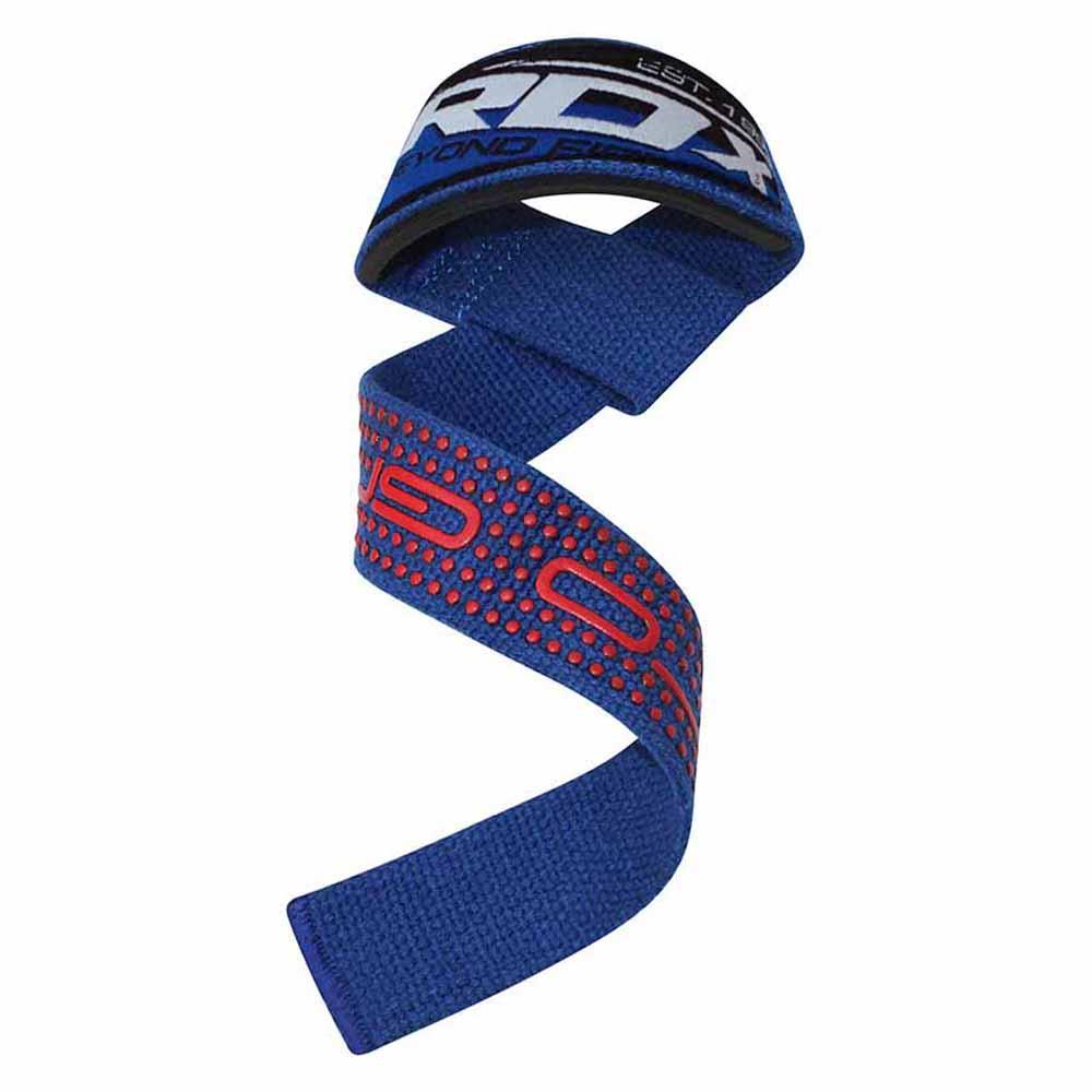 Rdx Sports Gym Strap Gel One Size Blue