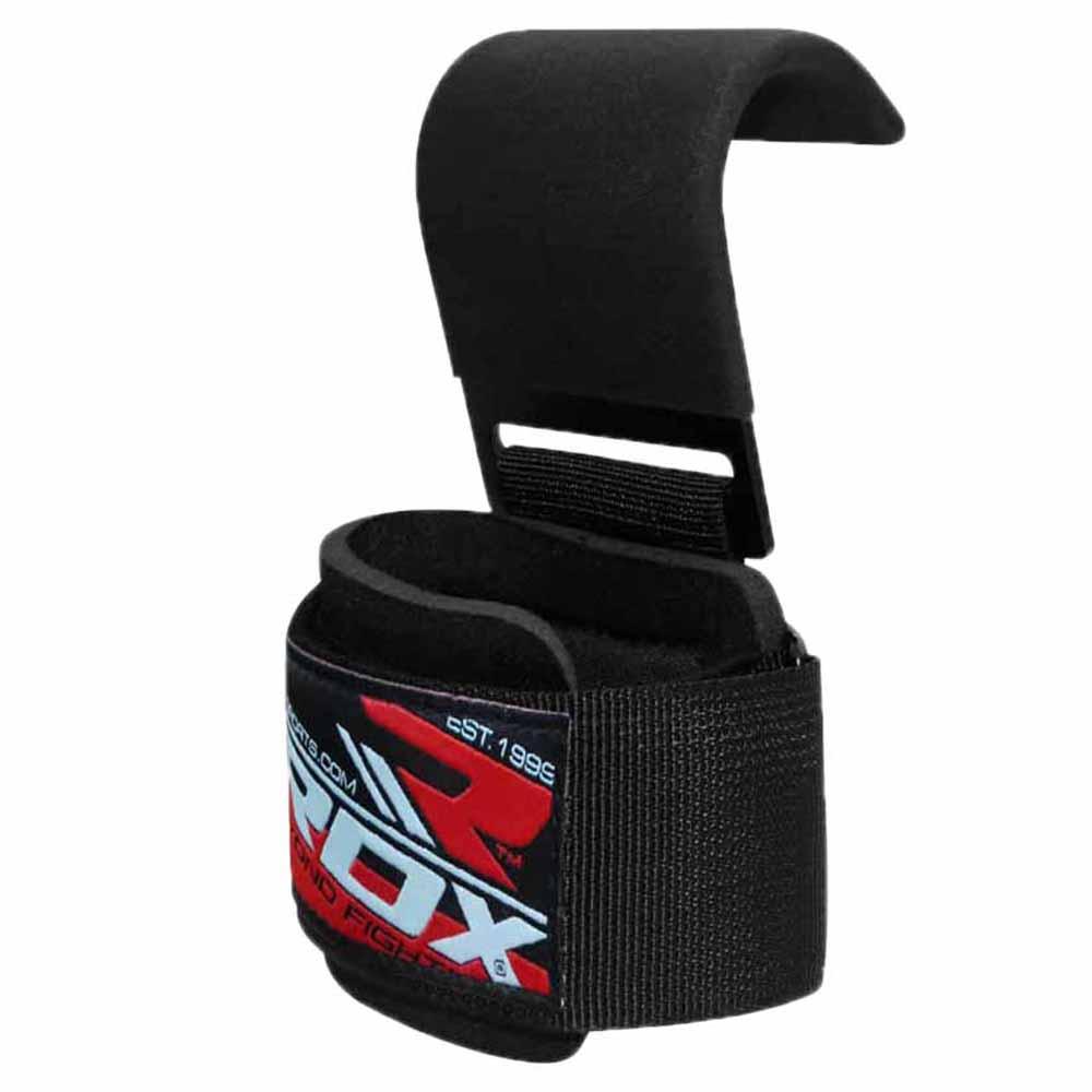 Rdx Sports Gym Hook Strap New One Size Black