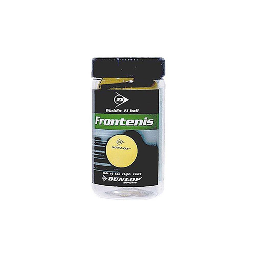 Dunlop Frontennis 2 Balls Yellow