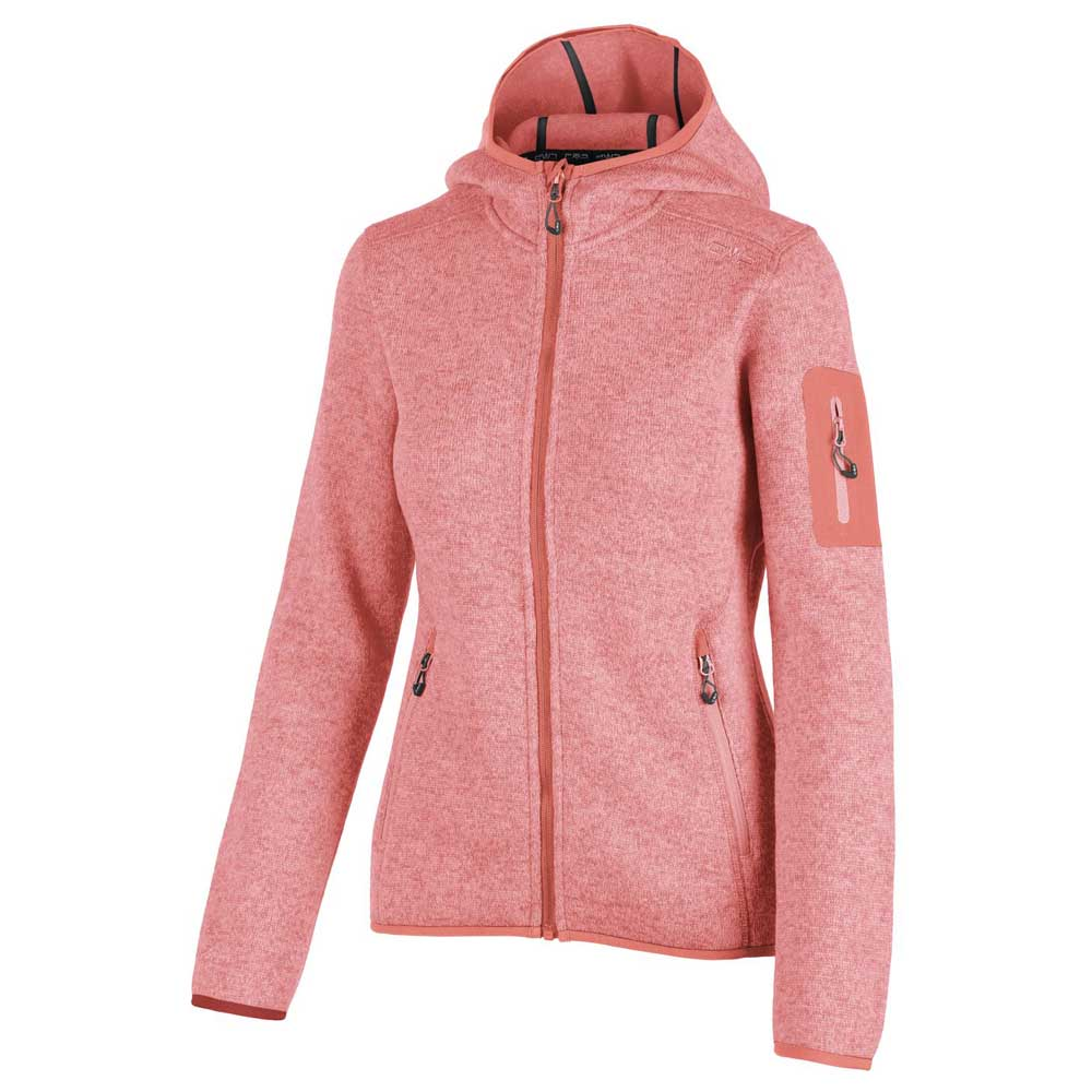 cmp-jacket-fix-hood-xl-peach-flamingo