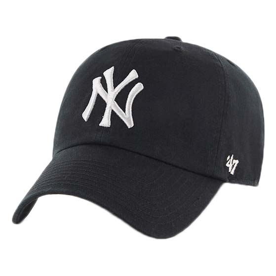47 Casquette New York Yankees Clean Up One Size Black