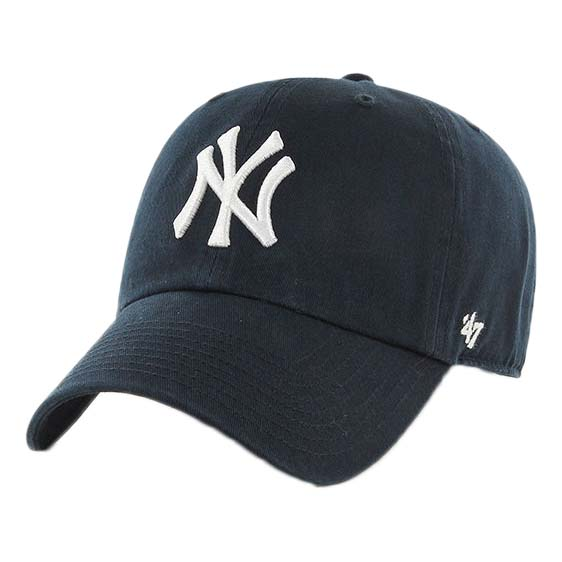 47 Casquette New York Yankees Clean Up One Size Navy