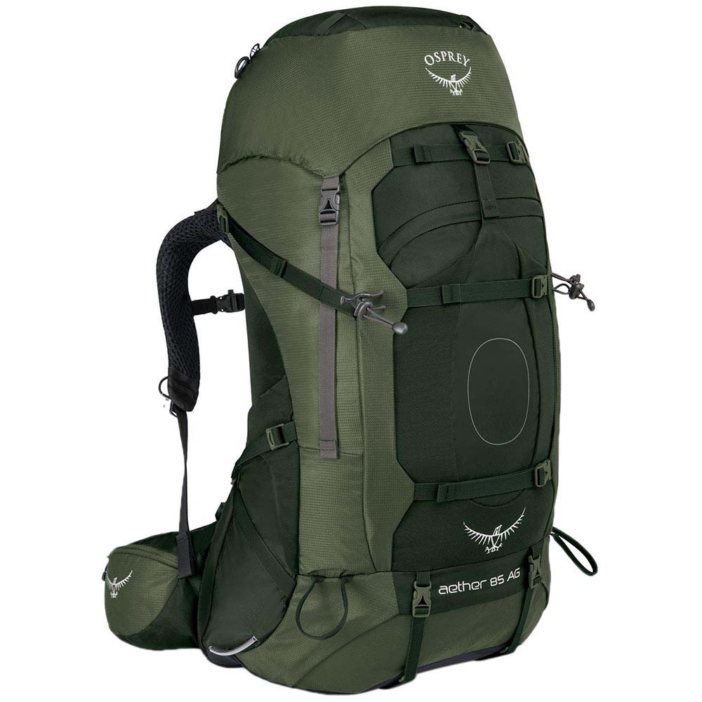 Osprey Aether Ag 85l L Adriondack Green