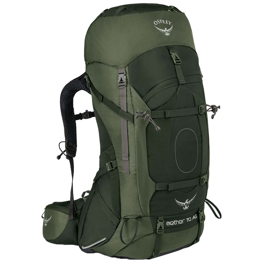 Osprey Aether Ag 70l M Adriondack Green