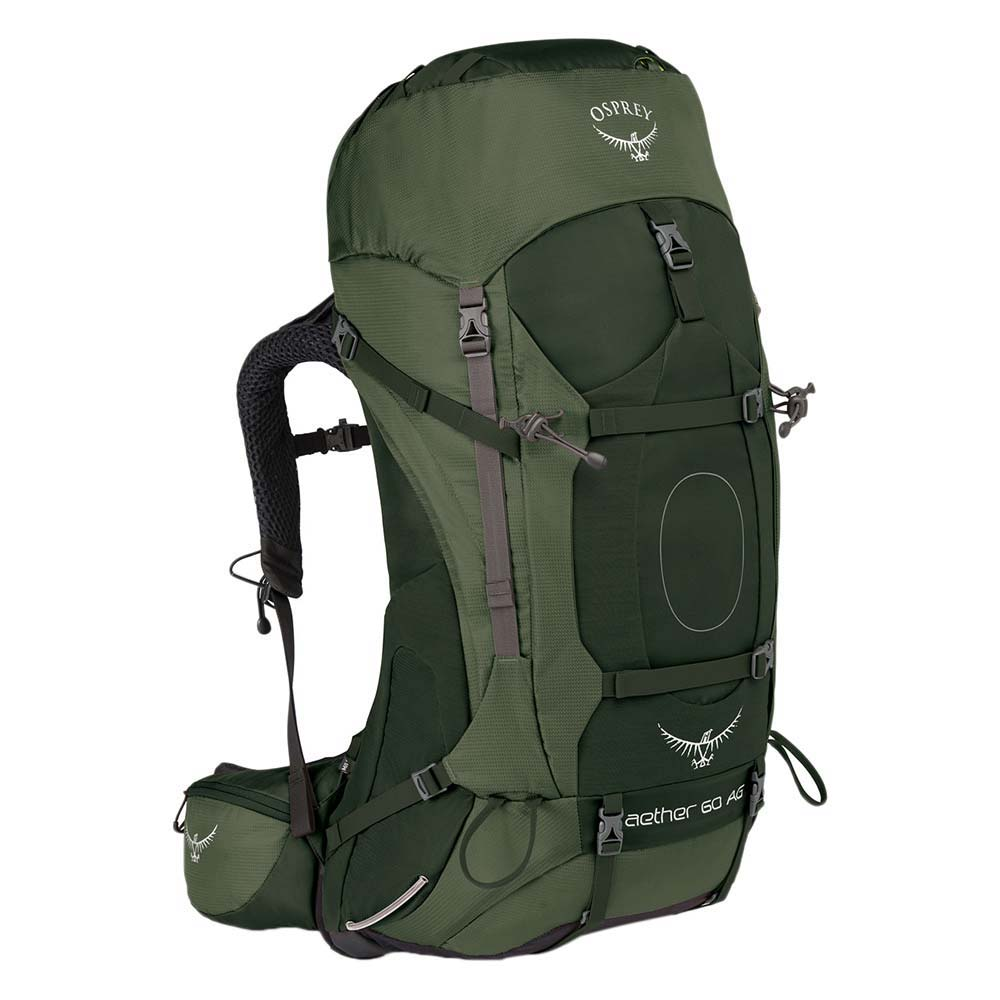 Osprey Aether Ag 60l M Adriondack Green
