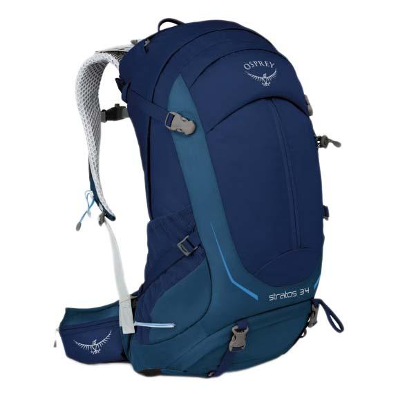 Osprey Stratos 34l Backpack S-M Eclipse Blue