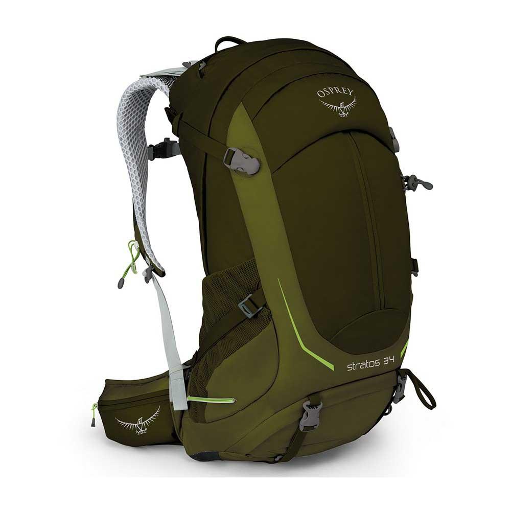 Osprey Stratos 34l Backpack S-M Gator Green