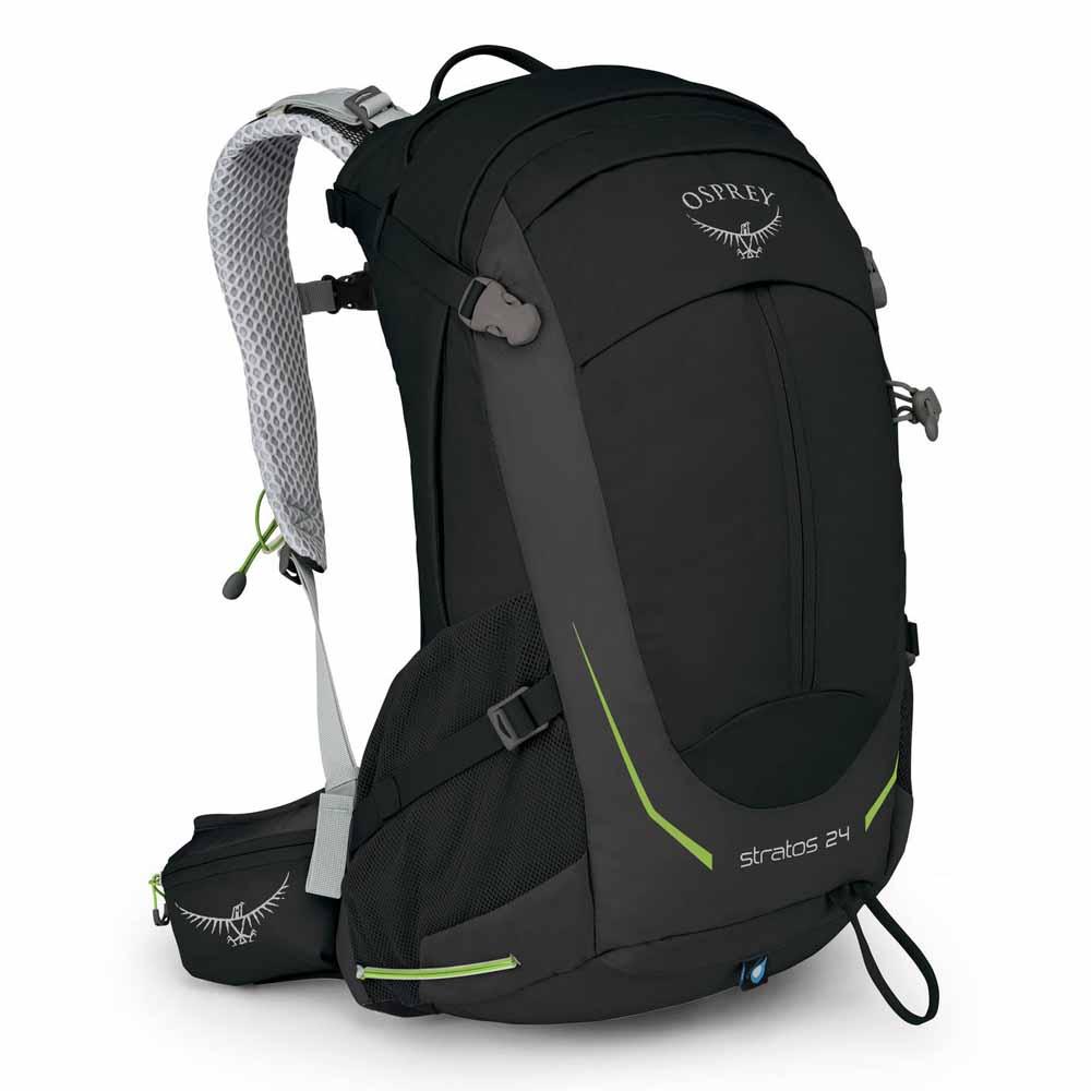 Osprey Stratos 24l Backpack One Size Black