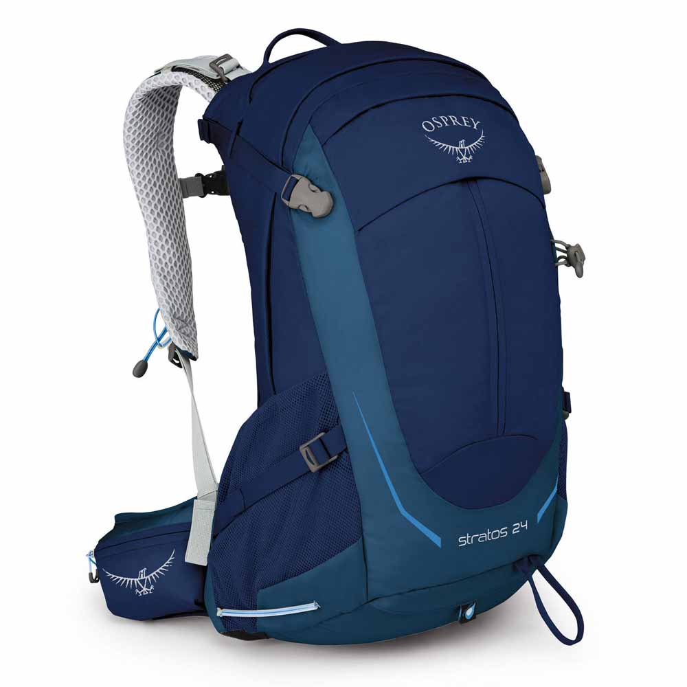 Osprey Stratos 24l Backpack One Size Eclipse Blue