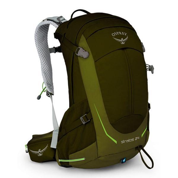 Osprey Stratos 24l Backpack One Size Gator Green
