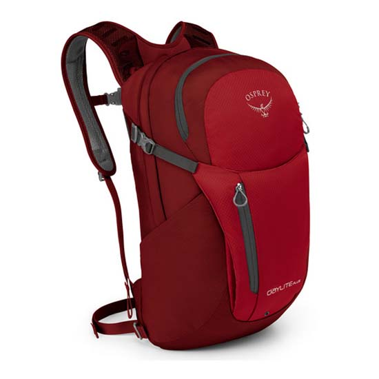 Osprey Daylite Plus 20l Backpack One Size Real Red