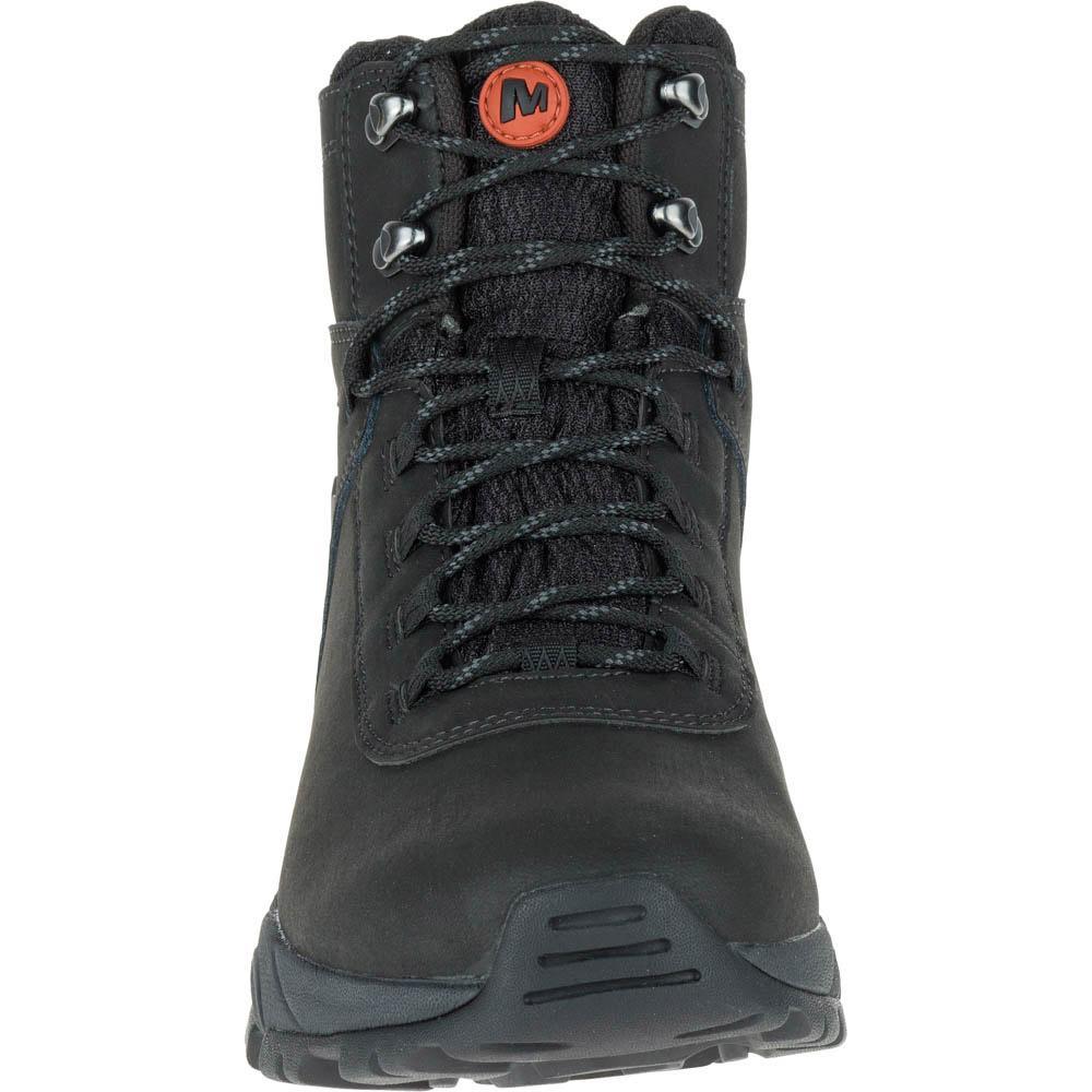 Merrell Vego Mid Leather Waterproof Negro , Botas Botas , Merrell , montaña 954835