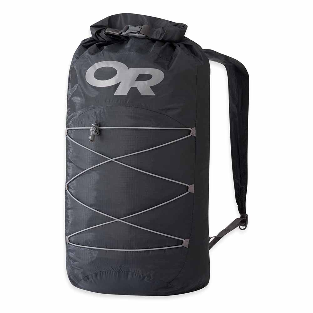 Outdoor Research Dry Isolation Pack 18l One Size Black