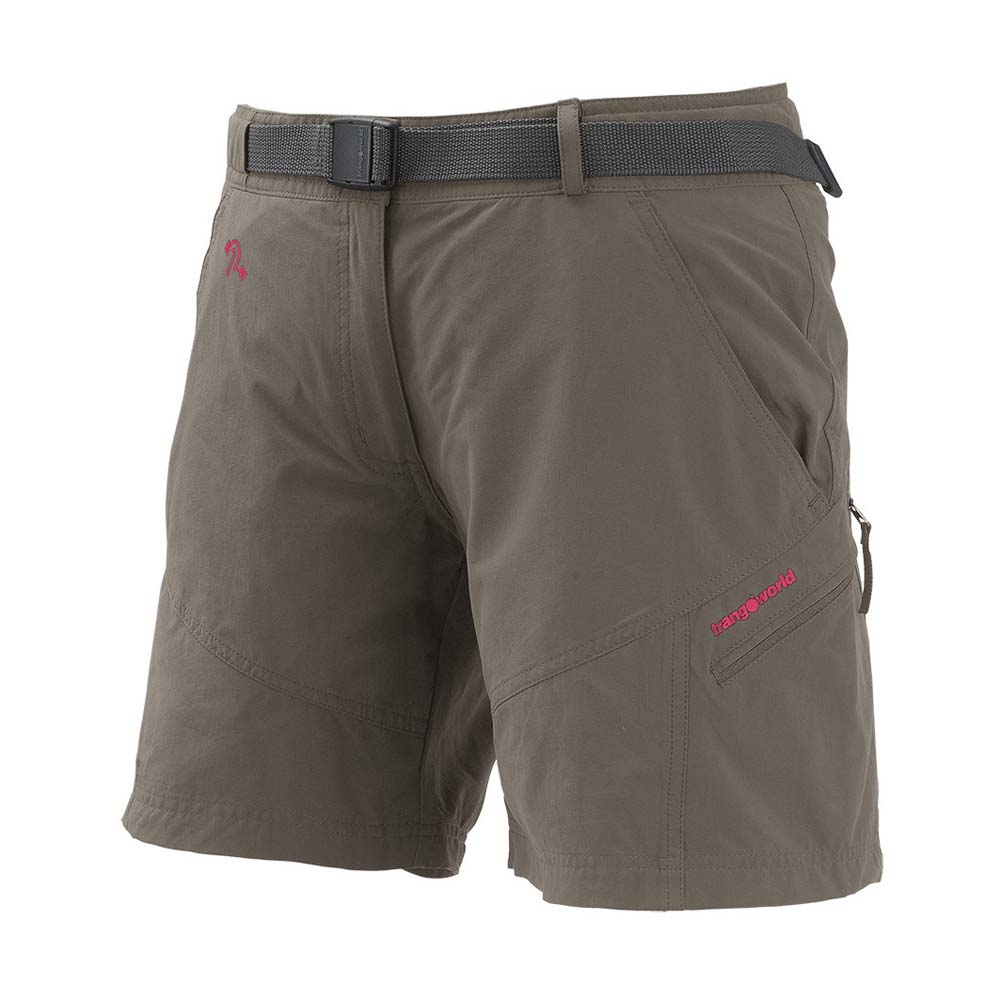Trangoworld Yittu Pants Short L Bungee Cord