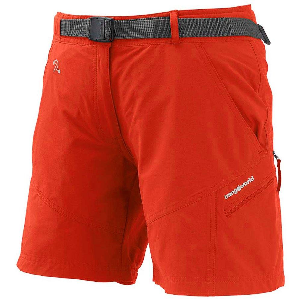 Trangoworld Yittu Pants Short L Molten Lava