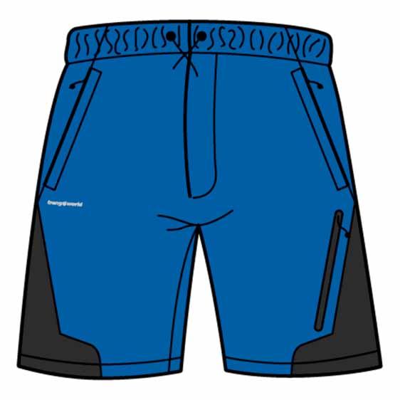 Trangoworld Odiel Fi Pants Short 4 Skydiver