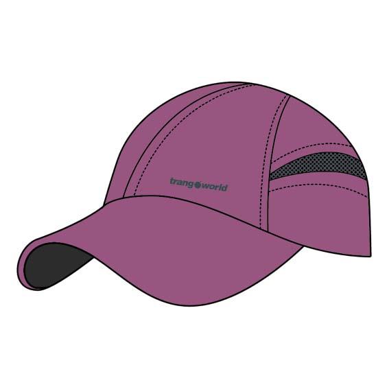 Trangoworld Civetta 60-61 cm Argyle Purple